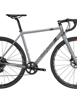 The Hageland gravel bike is €2,499 with Ultegra R8000.