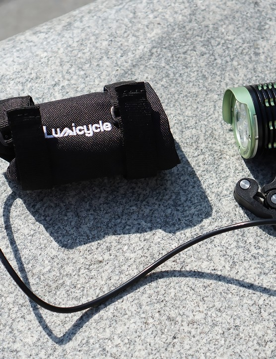 Lumicycle Apogee front light