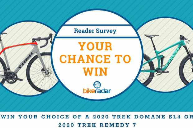 BikeRadar 2019 reader survey