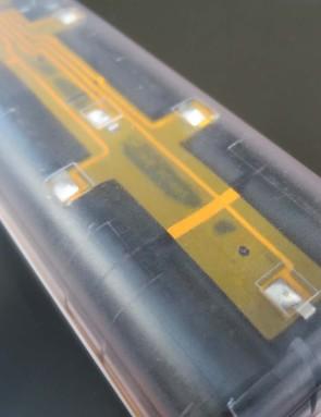 Battery for road e-bike
