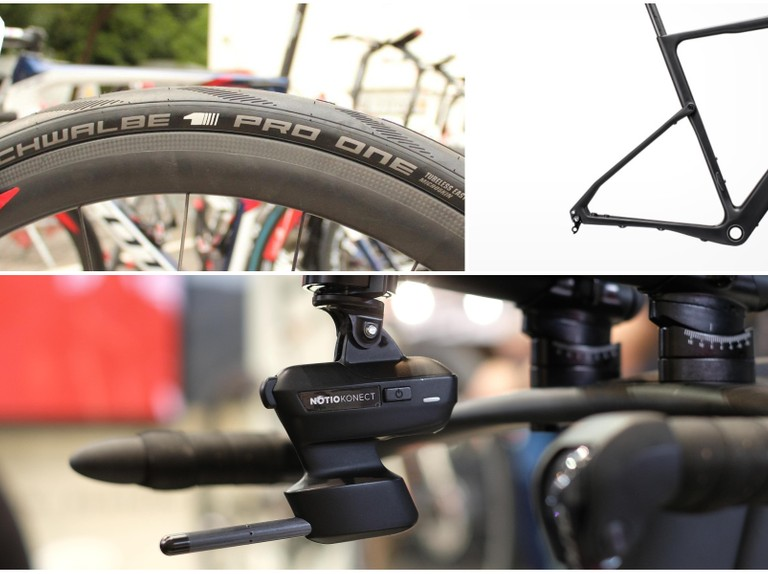 The Tour tech of tomorrow   3 predictions for the road bikes of the future
