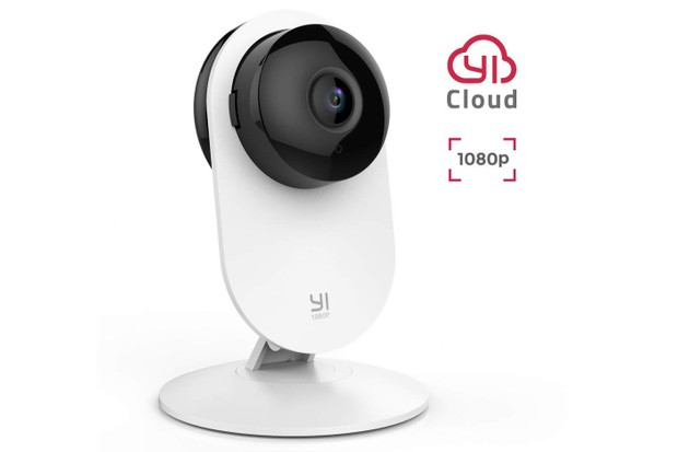 Yi wifi-connected security camera
