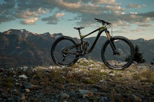 The 2020 Giant Reign Advanced Pro 29 0