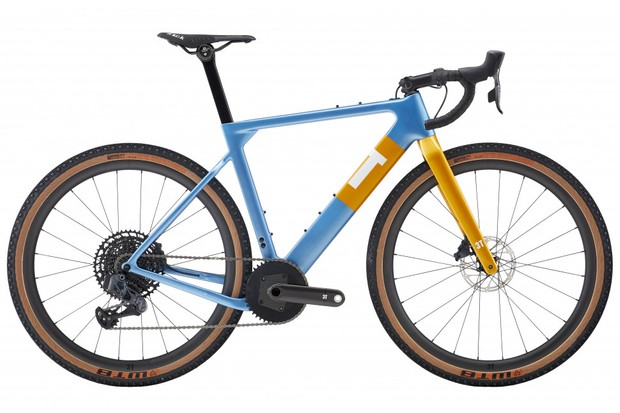 3T Exploro Team Force Eagle eTap Torno gravel bike