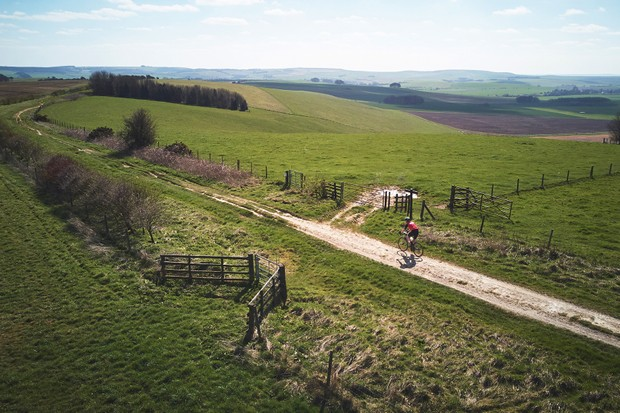 The ever-changing terrain of the Ridgeway