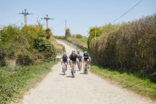 This largely flat route is one of the UK's most popular