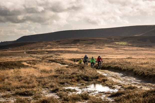 A route that takes in a magnificent moor panorama