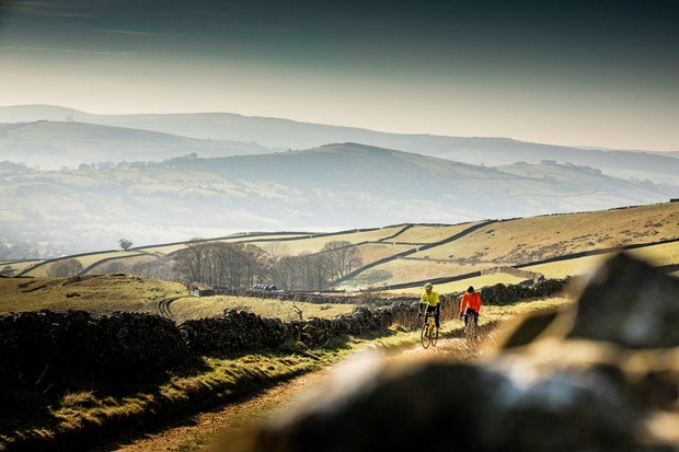 Hone your mountain biking skills on this beautiful route