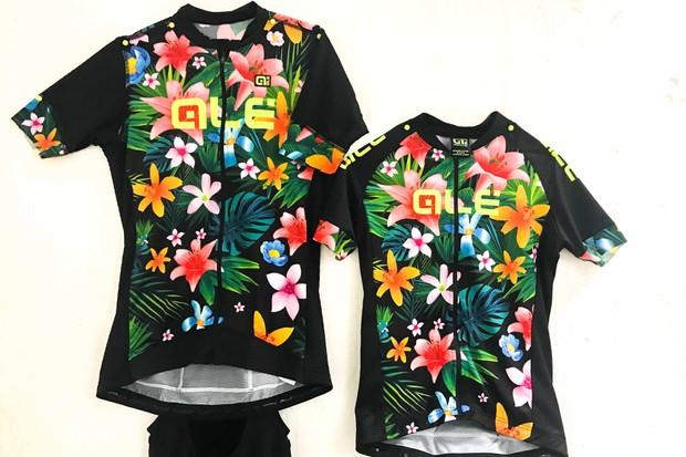 Alé Sartana women's and kids' cycling jersey