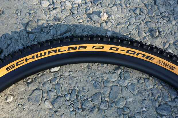 Schwalbe G-One Ultrabite gravel tyre