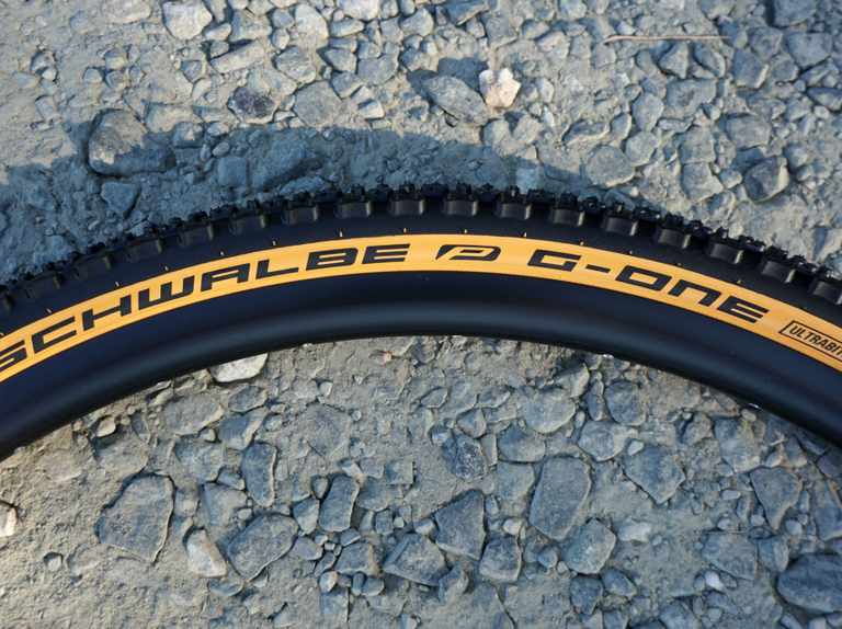 The new G-One Ultrabite is Schwalbe's gnarliest gravel tyre yet