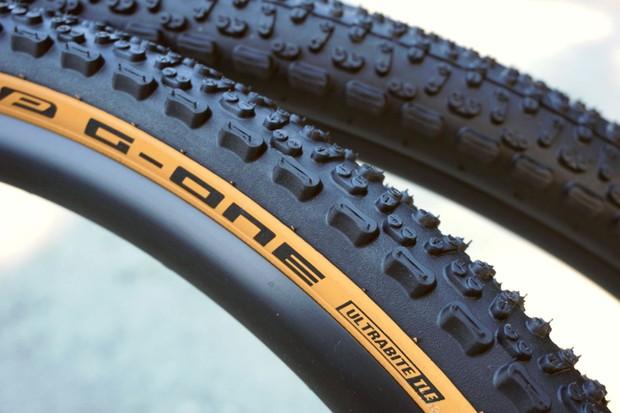 Schwalbe G-One Ultrabite gravel tyre