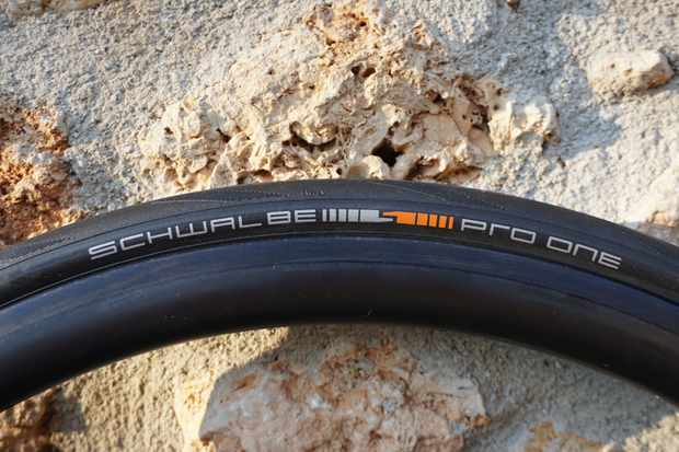 Schwalbe Pro One Tubeless Easy tyre