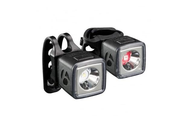 Bontrager Ion 100 R Flare R City lights