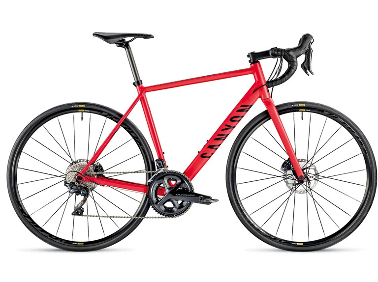 Canyon Endurace AL8.0 Disc review