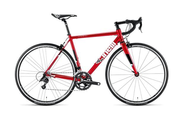 red Cinelli road bikeCinelli Experience Centaur
