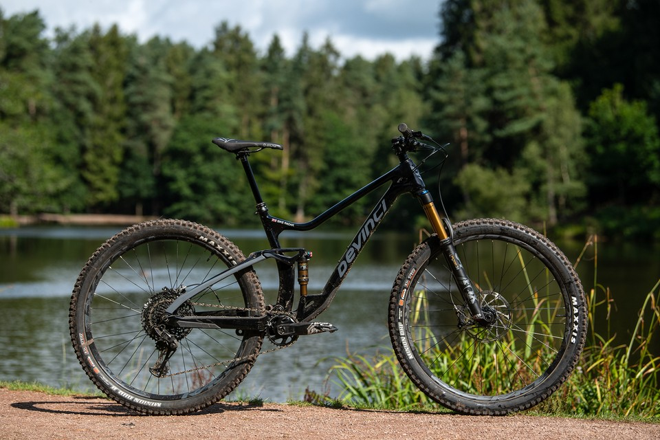 2020 Devinci Django Carbon 29 GX LTD review - BikeRadar