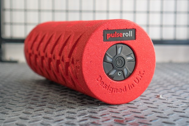 The Pulseroll Pro is a foam roller with a saucy USP
