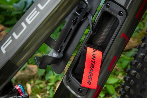 Trek Fuel EX mountain bike frame internal storage