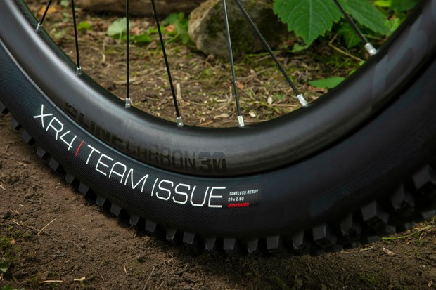 Bontrager XR4 Team Issue mountain bike tyres