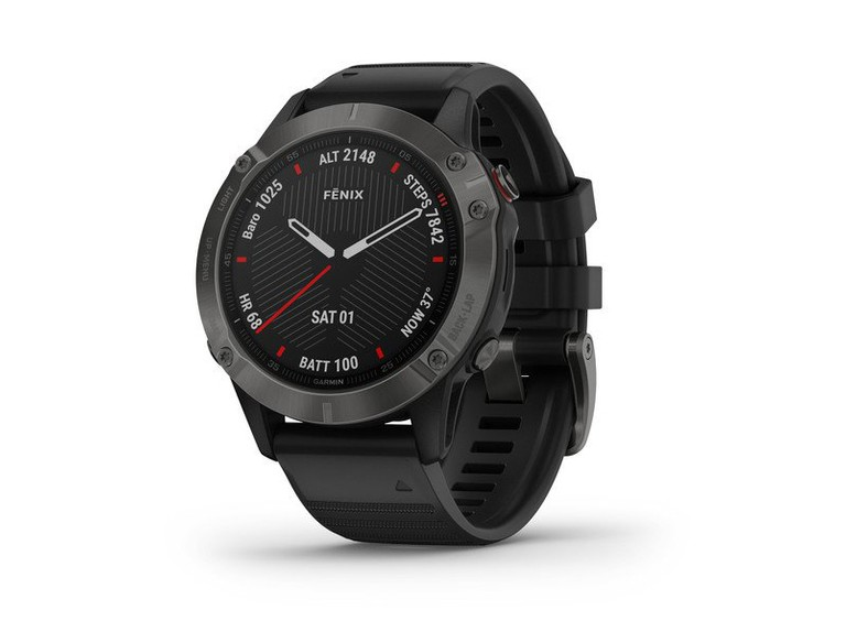 The new Garmin Fenix 6 could be the perfect smartwatch for cyclists