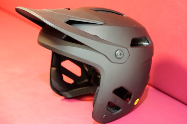 Giro Tyrant open face mountain bike helmet