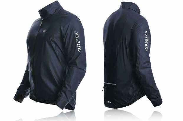 Gore C5 1985 Shakedry Jacket, Evans Cycles
