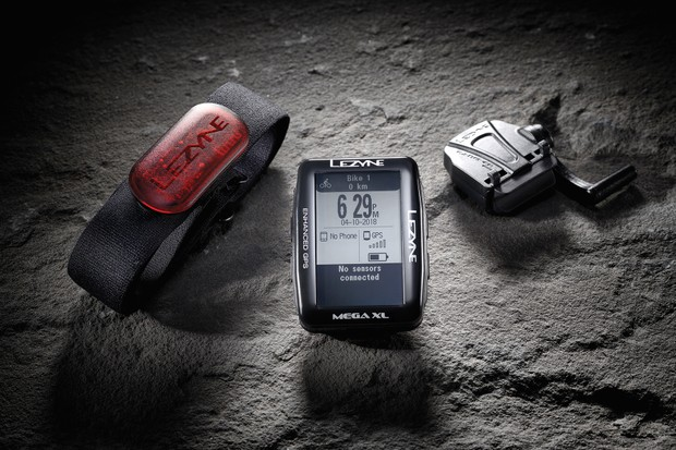 Lezyne Mega XL Loaded GPS