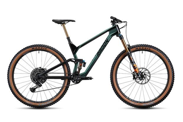 Radon Slide Trail 10.0 full-suspension mountain bike