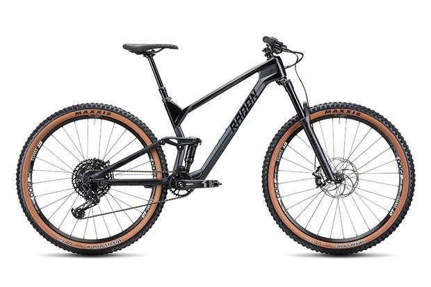2020 Radon Slide Trail 8.0 full-suspension mountain bike