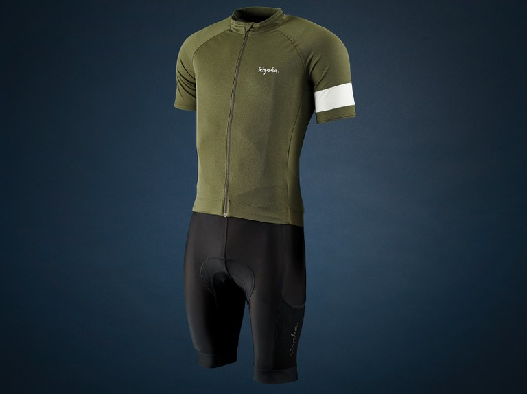 Rapha Core jersey and Cargo bib shorts review
