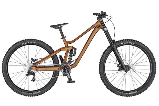 Scott Gambler 930 downhill mountain bike