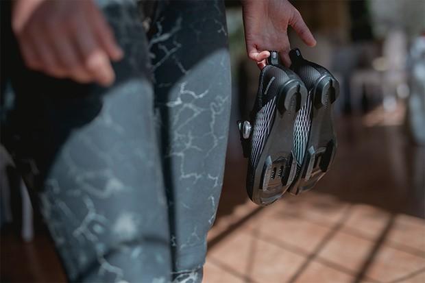 Shimano indoor cycling shoes