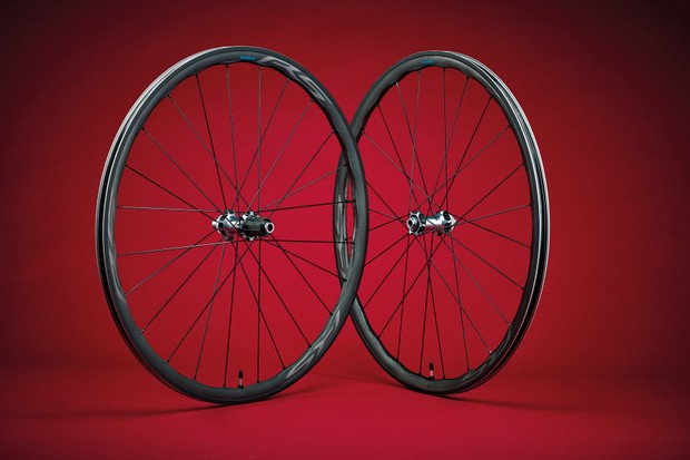 Shimano RS770 wheels