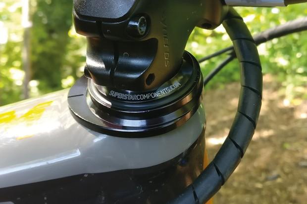 Superstar Components Stretchset reach-adjust headset