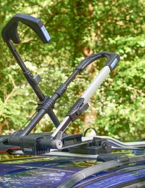 Thule Upride 599 Review Bike Racks Accessories Bikeradar