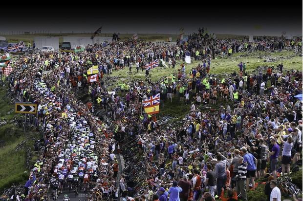 Tour de France 2014 Yorkshire stage 2