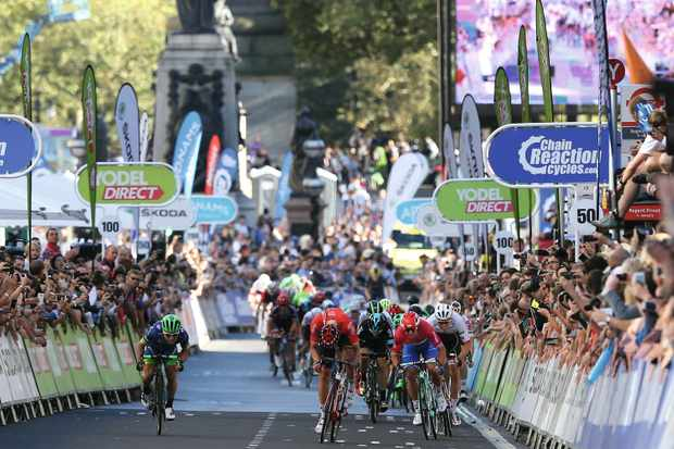 Tour of Britain 2016 Stage 8 Caleb Ewan