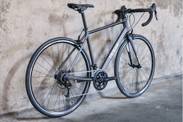 Triban RC120 road bike from Decathlon