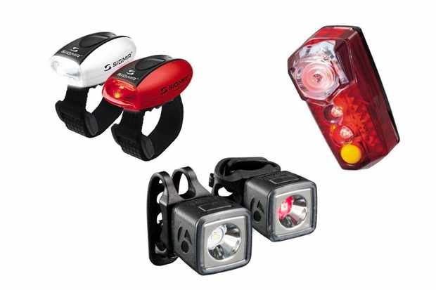 Cheap bike lights