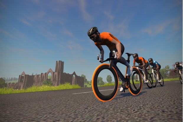 Zwift UCI World Champs Yorkshire Course 4