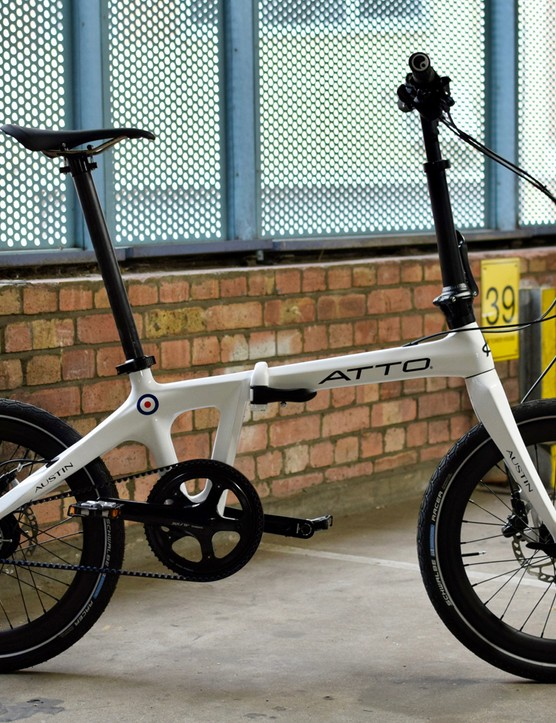 Austin Cycles ATTO commuting bike