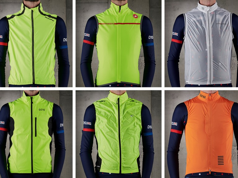 Best cycling gilets 2020