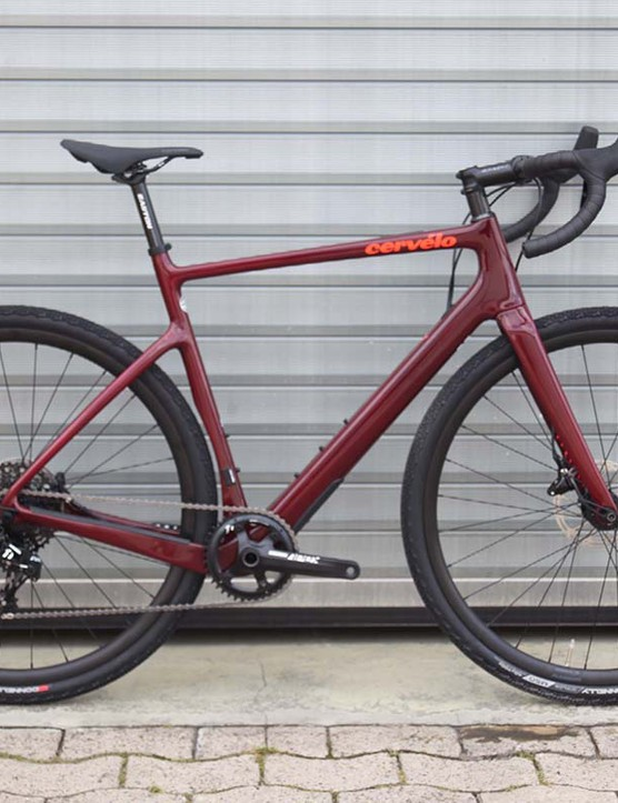 red road bike