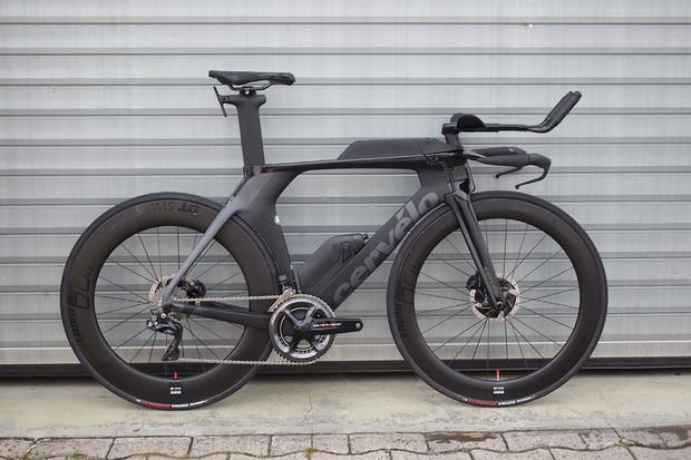 Cervélo P5 TT bike