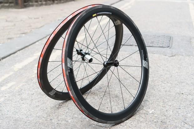 Vision SC 55 wheels