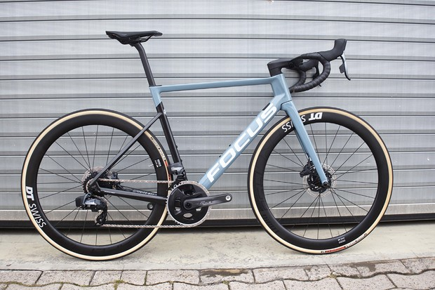 blue focus max disc 9.7 road bike