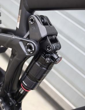 rock shox suspension on focus mountain bike