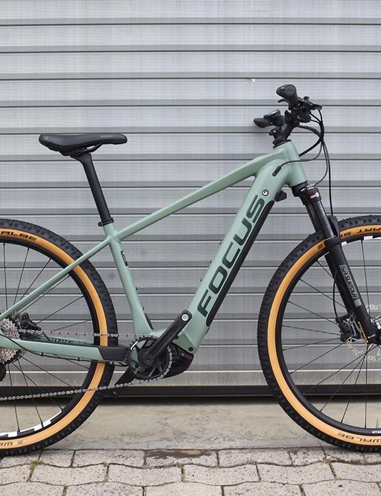 focus hardtail e-bike