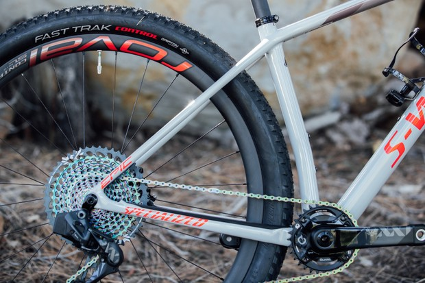 Specialized Epic rear triangle